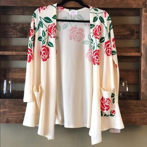 New LuLaRoe Rose Caroline Cardigan